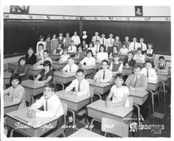 1965 Grade Six Room 310