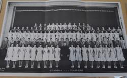 class of 46 graduation photo