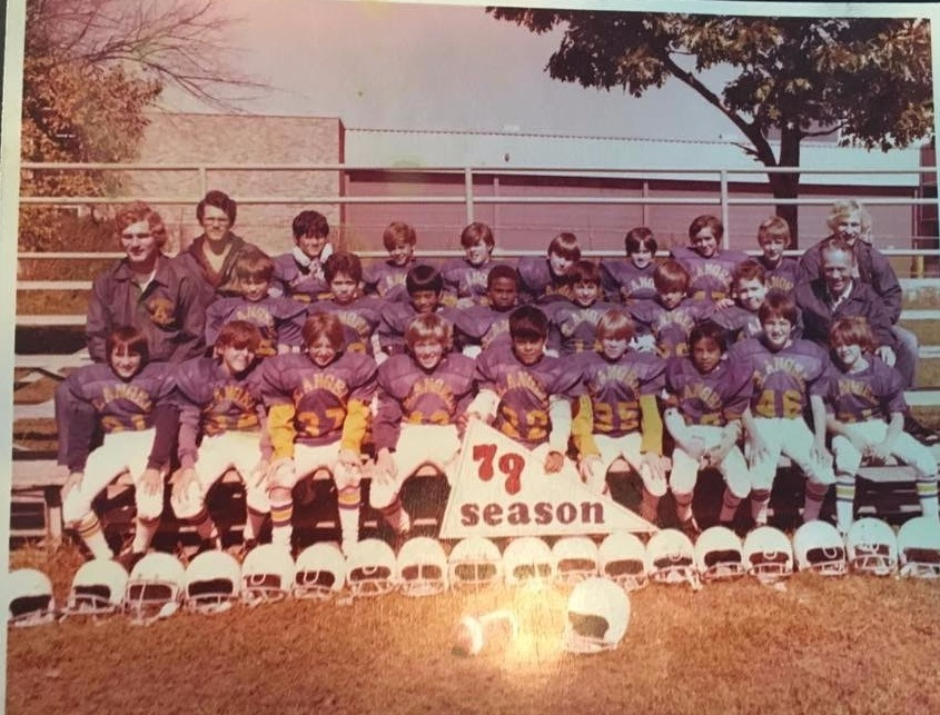 The 1979 football team