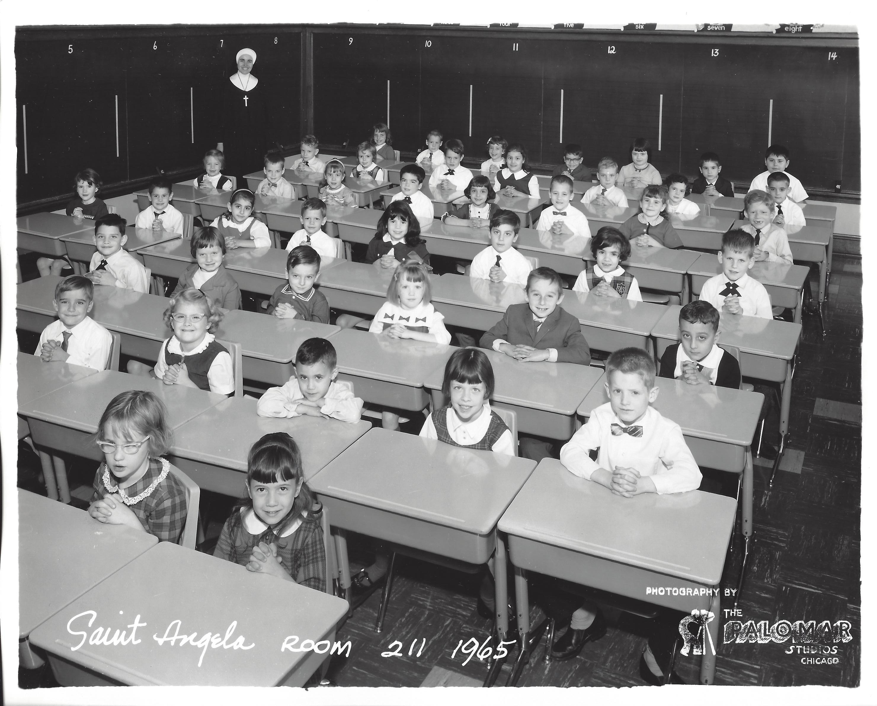 1965 Grade One Room 211