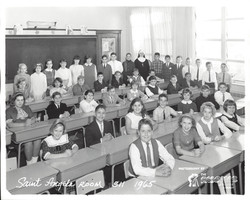 1965 Grade Six Room 311