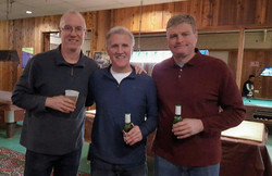 Mike Beirne 75, Dan Nallon 75, Tim