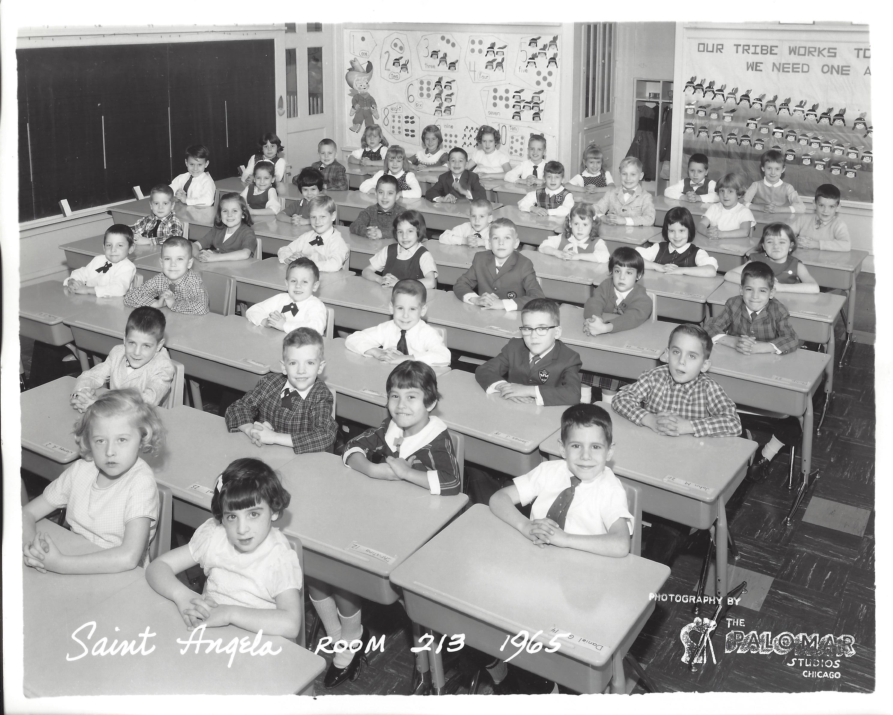 1965 Grade One Room 213