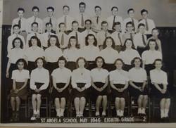 class of 46 classroom shot