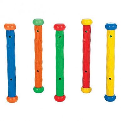 Juego 5 bastones