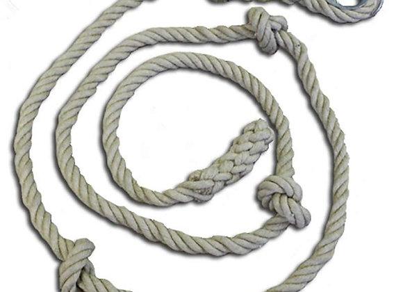 Cuerda trepa Nudo
