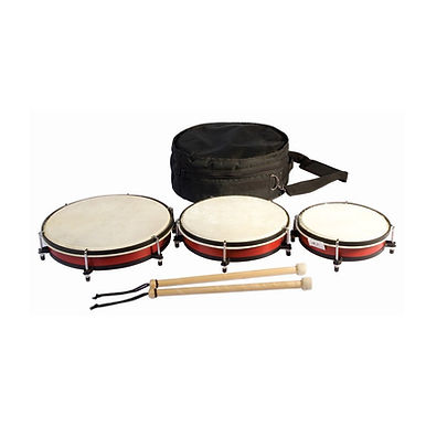 Set 3 tambores