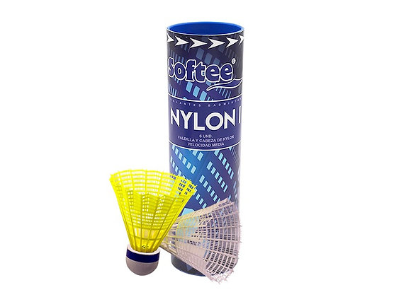 Volantes Badminton Nylon