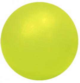 Pelota gigante amarilla