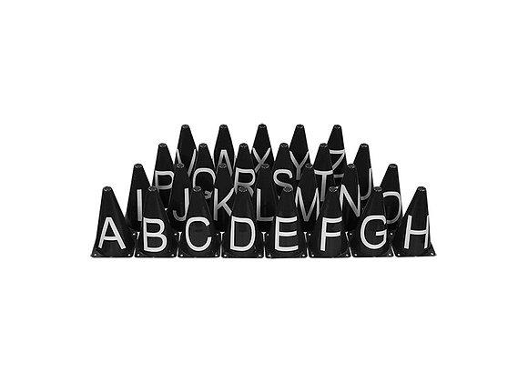 Conos abecedario