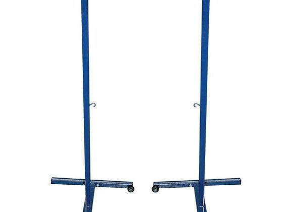 Juego postes Badminton Fijos