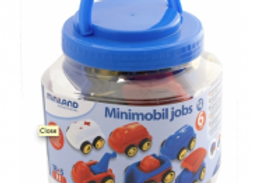 Minimobil JOBS
