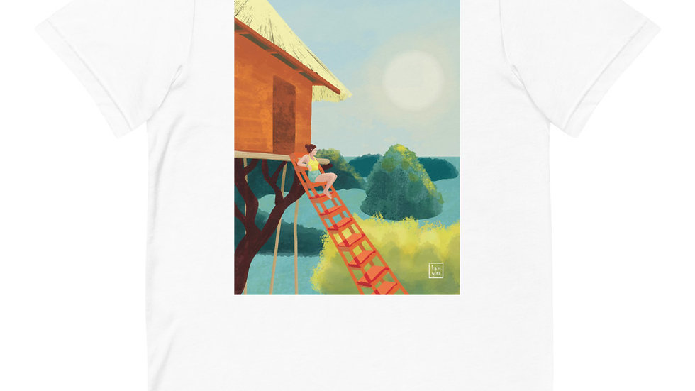 """Sunset in Bali"" - Women T-Shirt"