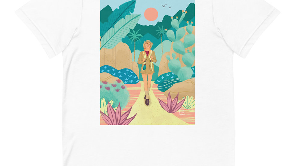 """Into the wild"" - Women T-Shirt"