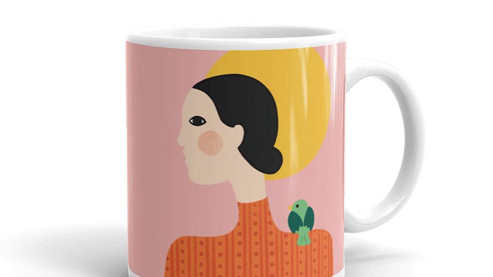 """""""Picasso W"""" - Mug"""
