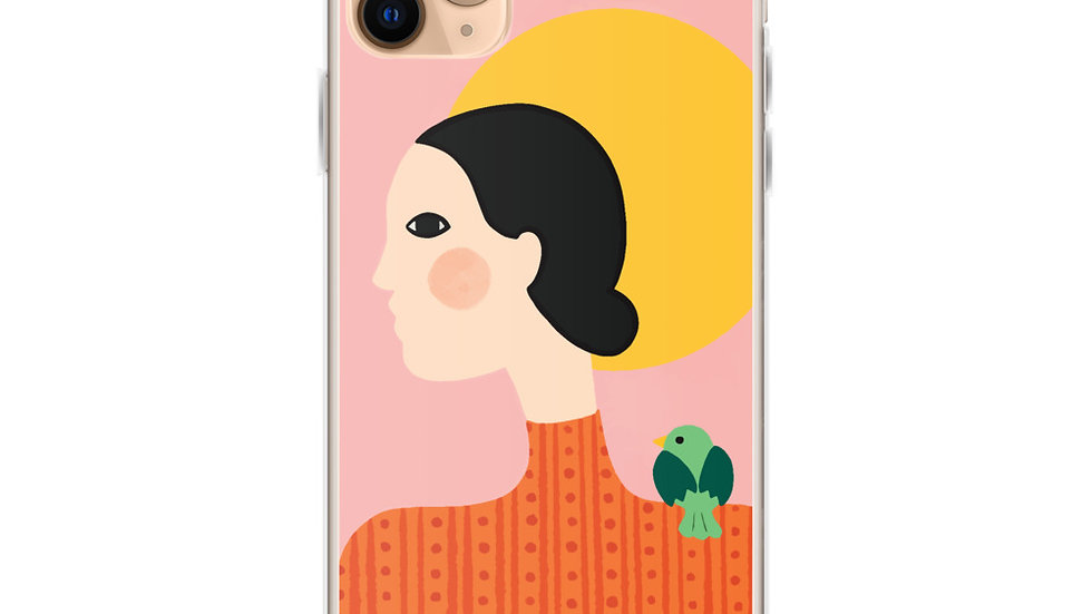 """""""Picasso W"""" - iPhone Case"""