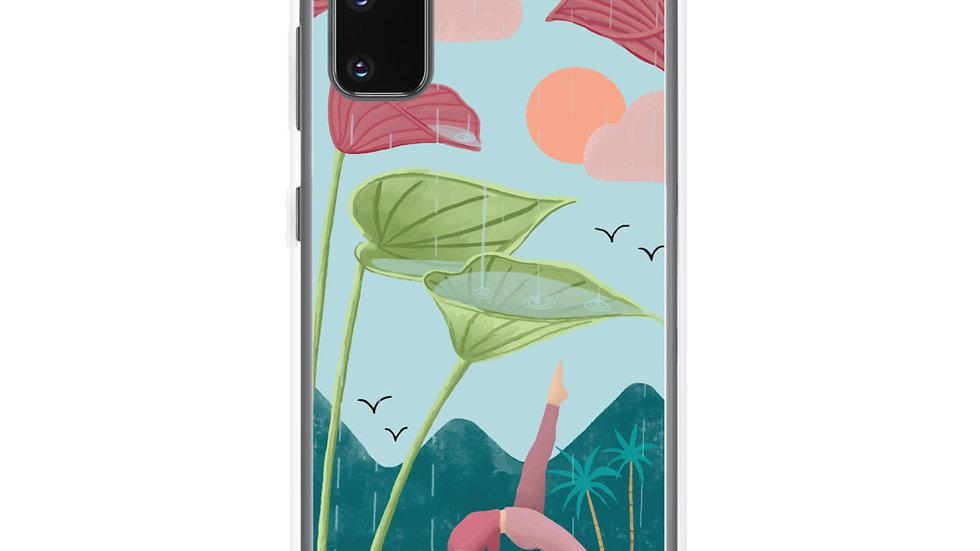 """Nature Yoga"" - Samsung Case"