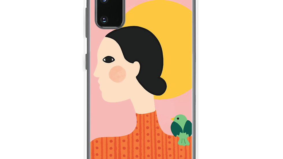 """Picasso W"" - Samsung Case"
