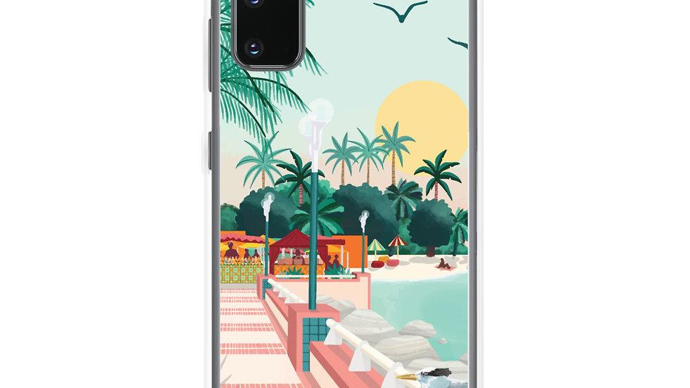 """""""Sainte-Anne Guadeloupe"""" - Samsung Case"""