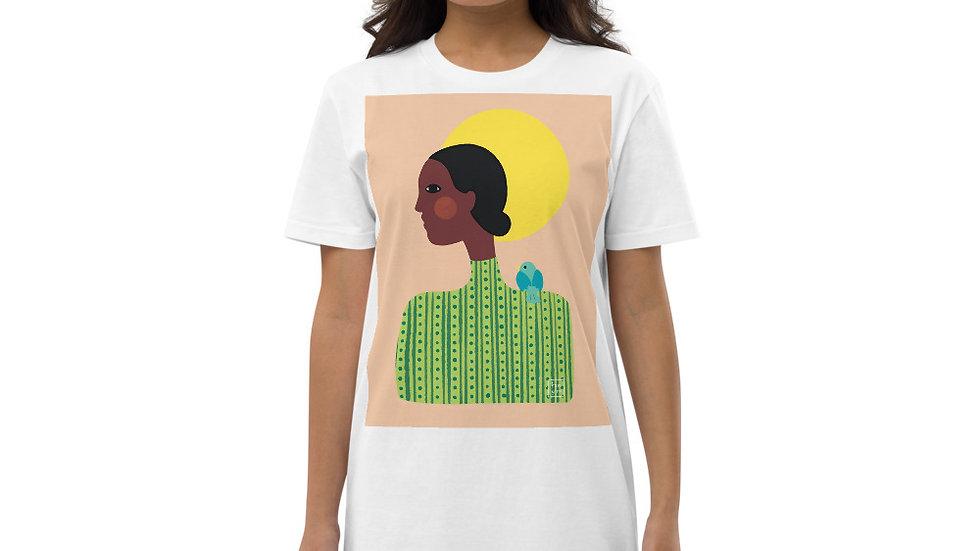 """Picasso B"" - Organic cotton t-shirt dress"