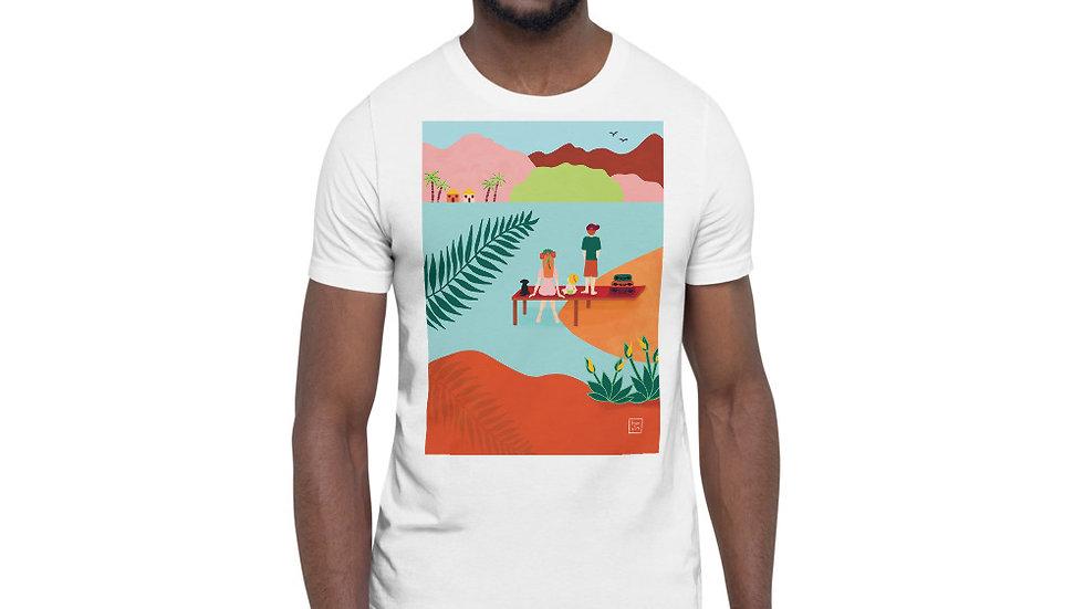 """Transition"" - Men Photo T-Shirt"