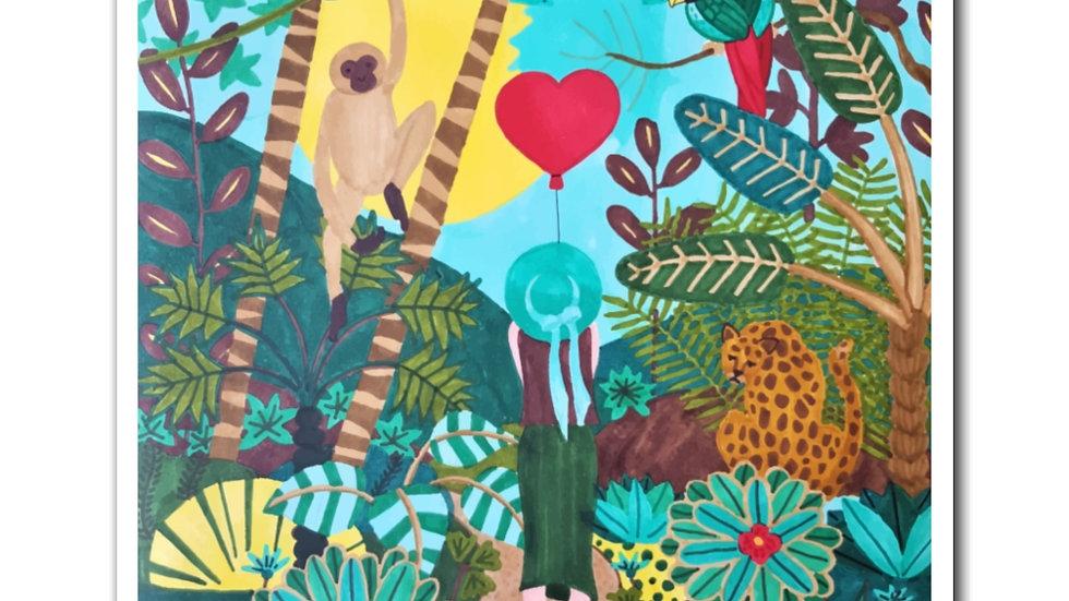 """She heart jungle"" - Magnets"