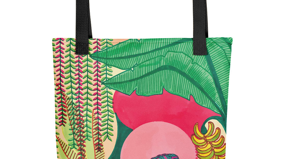 """Seed growth"" - Tote bag"
