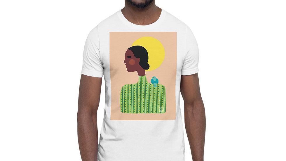 """Picasso B"" - Men Photo T-Shirt"