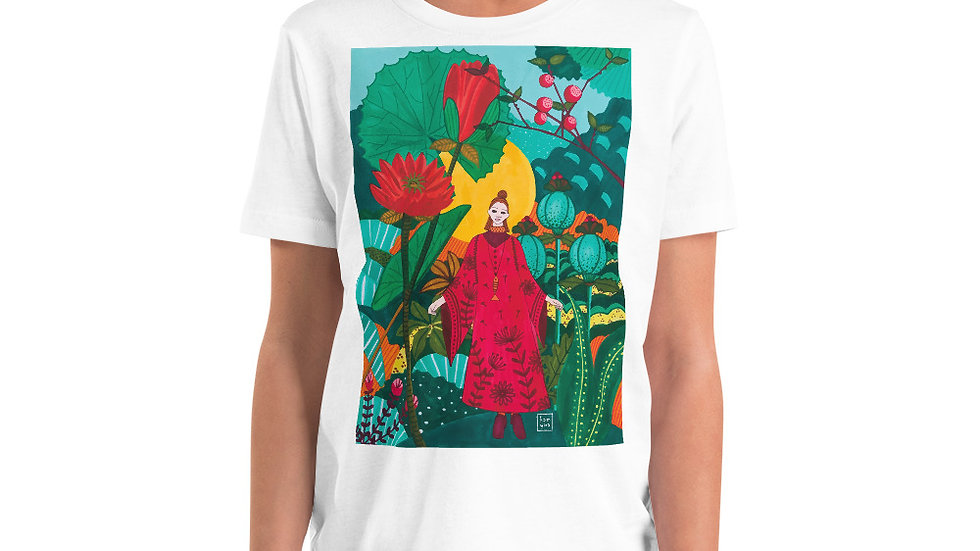 """Japanese garden"" - Youth T-Shirt"