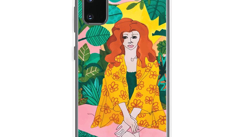 """Jungle meditation"" - Samsung Case"