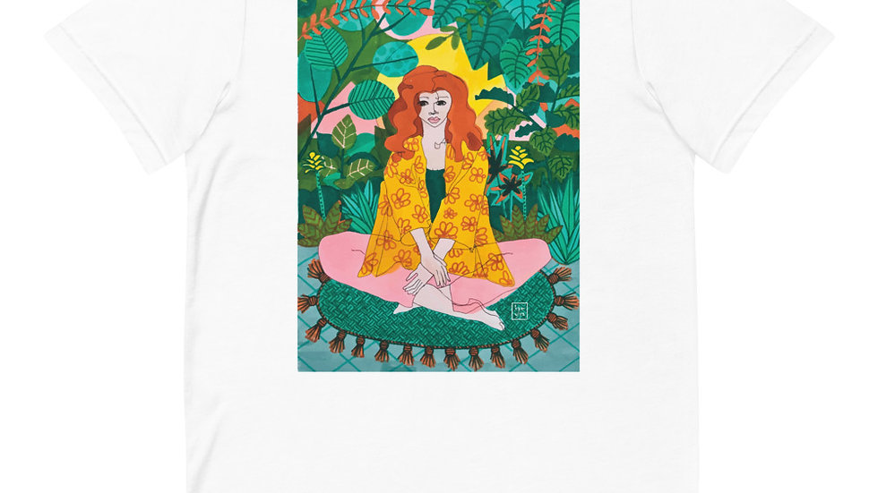 """Jungle meditation"" - Women T-Shirt"