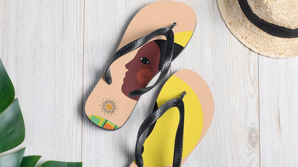 """Picasso M"" - Flip-Flops"