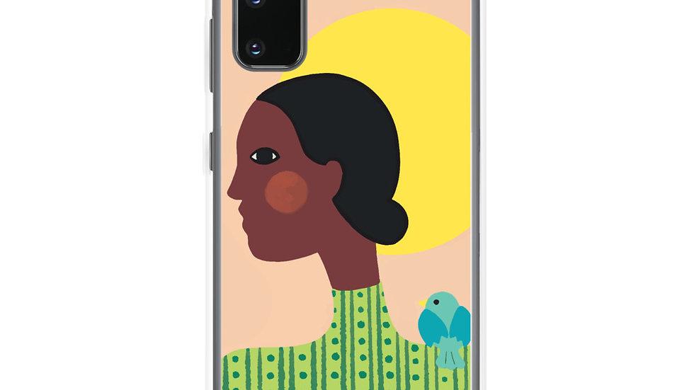 """Picasso B"" - Samsung Case"