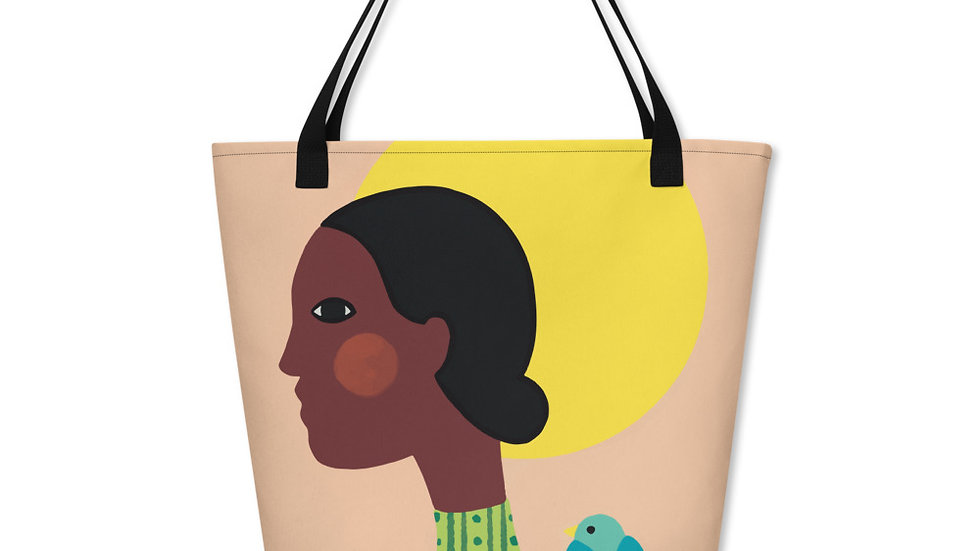 """""""Picasso B"""" - Beach Bag"""