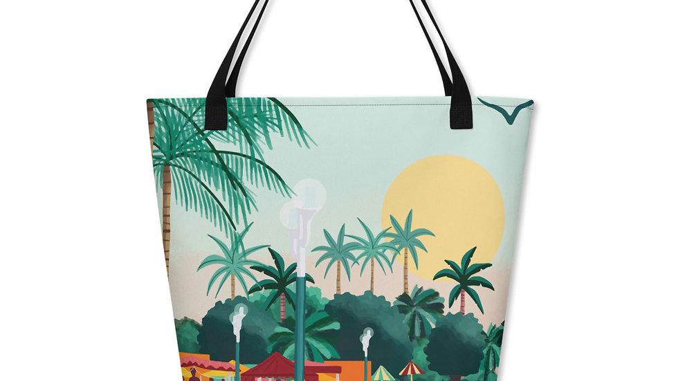 """""""Sainte-Anne Guadeloupe"""" - Beach Bag"""