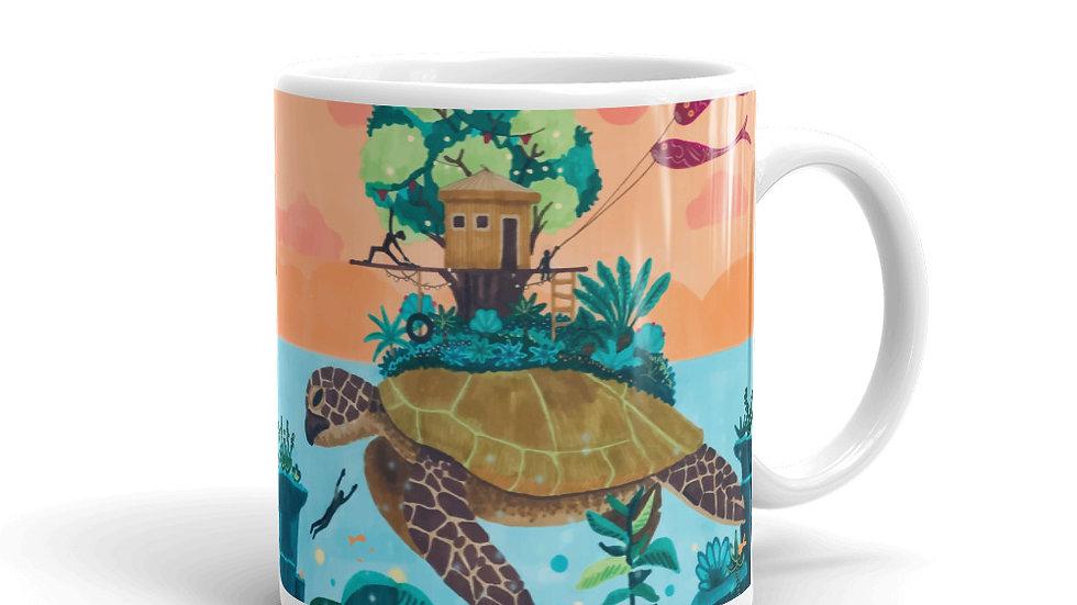 """""""Dream destination"""" - Mug"""