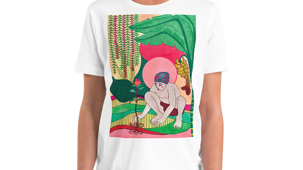 """Seed growth"" - Youth T-Shirt"