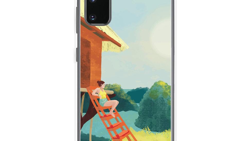"""Sunset in Bali"" - Samsung Case"