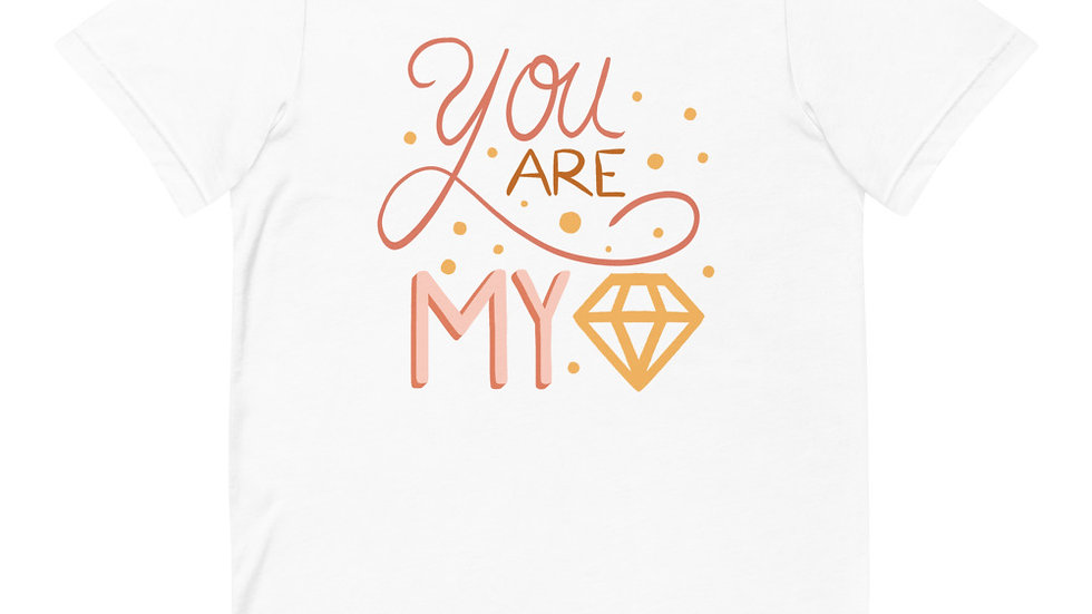 """You are my diamond"" - Women T-Shirt"