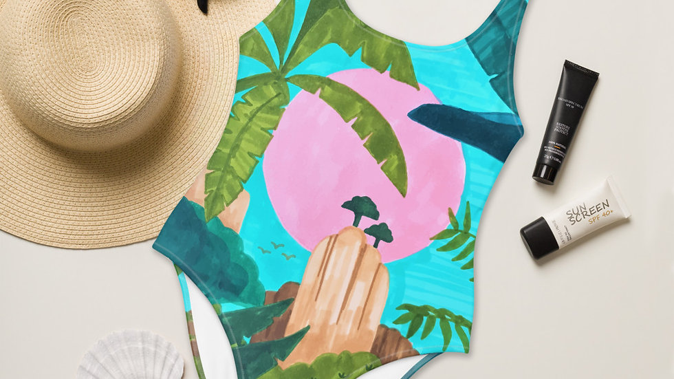 """Savana"" - One-Piece Swimsuit"