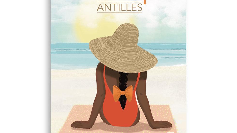 """Martinique"" - Poster"