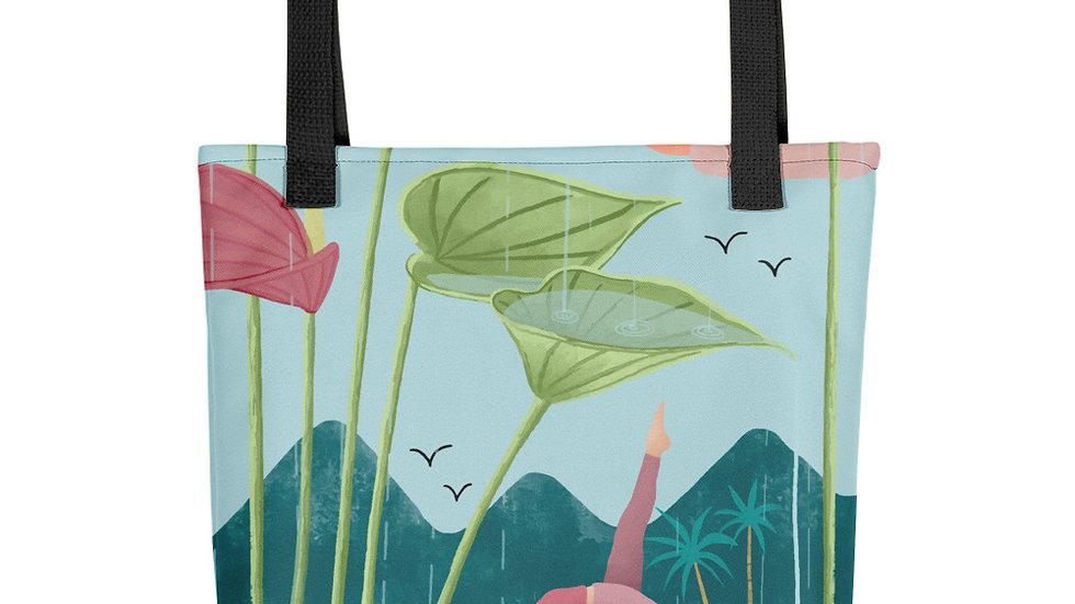 """""""Nature yoga"""" - Tote bag"""