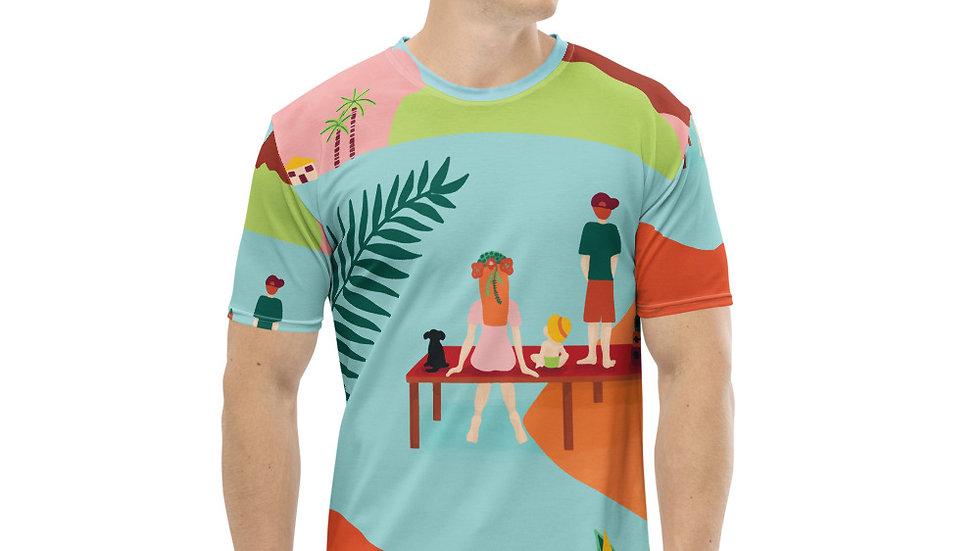 """Transition"" - Men T-shirt"