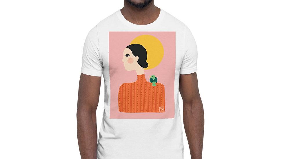 """Picasso W"" - Men Photo T-Shirt"