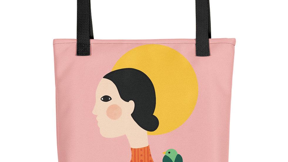 """""""Picasso W"""" - Tote bag"""