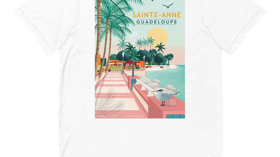 """Sainte-Anne Guadeloupe"" - Women T-Shirt"