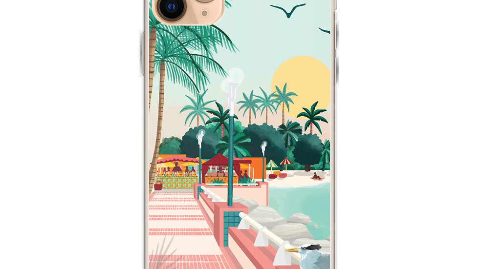 """Sainte-Anne Guadeloupe"" - iPhone Case"