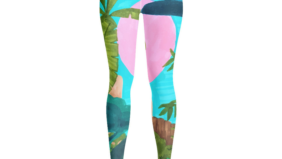 """Savana"" - Yoga Leggings"
