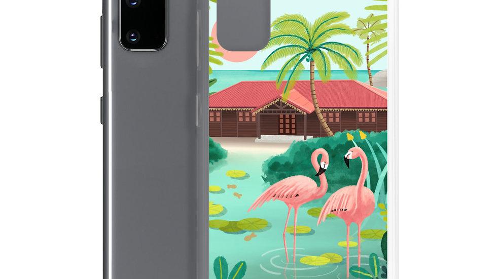 """Deshaies Tropical Garden"" - Samsung Case"