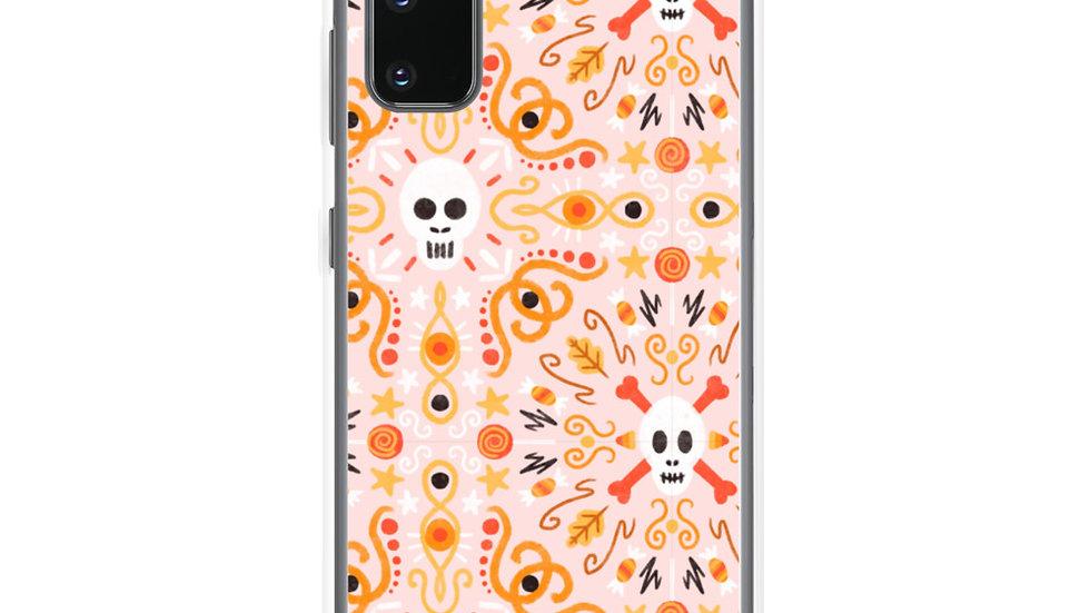 """""""Skull Mandala Pink"""" - Samsung Case"""